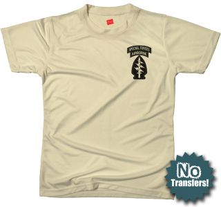 Special Forces Airborne Rangers Military Army T Shirt