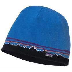 18455a236cd ... Patagonia Fly Fishing Beanie Hat Cap Fitz Roy Lagoon ...