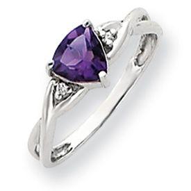 New 14k White Gold 02 Carat vs Diamond Gemstone Ring Sizes 4 9 Pick