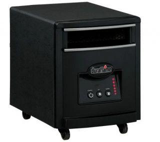 Duraflame 1000 Watt Quartz Heater with Remote   H353315