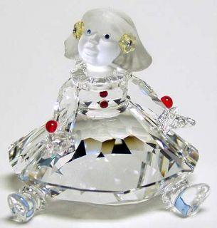 Swarovski Crystal Doll Figurine 626247Retired *Brand New in Box*