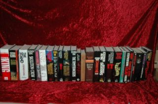 King Novels in 25 Books 22 HC 3 PB Misery It Carrie Cujo