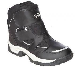 ComforTemp Mens Waterproof Hiker Boot w/ Reflective Trim —