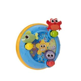 Lamaze Discover The Sea Carousel Musical Crib Floor Toy
