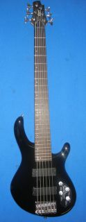 Cort 6 String Action Bass with Active Electronics VI