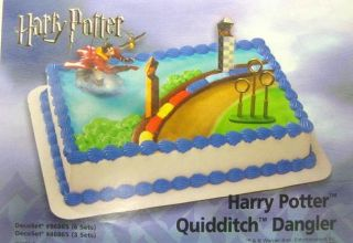 Harry Potter Cake Decorating Kit Topper : PARTY CAKE TOPPER DECORATION items in candy for sale uk