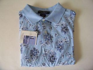 Daniel Cremieux Mens Golf Polo Shirt Size L NWT
