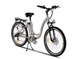Treme Scooters XB 305LI Electric Power Cruiser Bike Aluminum Bicycle
