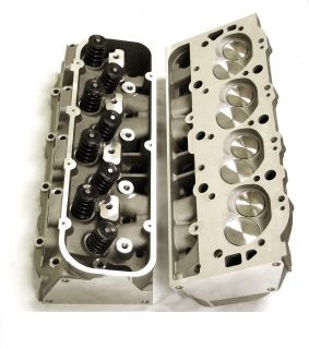 Big Block Chevy Aluminum Cylinder Heads Pair 427 454 502 Loaded New