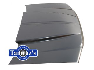 2004 2009 Colorado Canyon 2 Steel Cowl Induction Hood