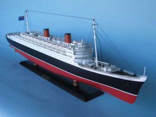 queen elizabeth limited 40 model cruise liner new