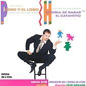 Miguel Bose   Pedro Y El Lobo (1996)   Used   Compact Disc
