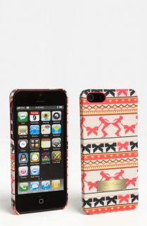 Ted Baker London Fair Isle Skater iPhone 5 Case