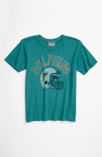 Junk Food Miami Dolphins T Shirt (Little Boys & Big Boys)