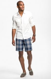 Wallin & Bros. Sport Shirt & Tommy Bahama Shorts