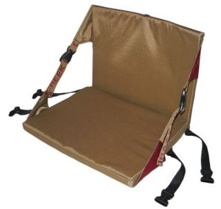 Crazy Creek Canoe Chair Cushioned Seat Back Support
