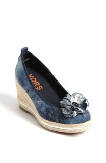 KORS Michael Kors Cherie Wedge Shoe (Little Kid & Big Kid)