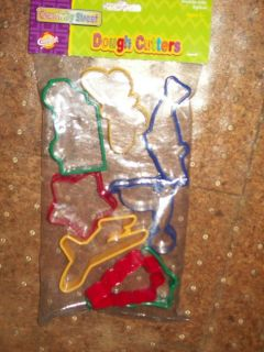 Cookie Dough Cutter Tools from Creativity Street New