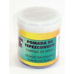 Crema Para Masaje Tepezcohuite Massage Cream Regenerate Skin 120gr 4oz