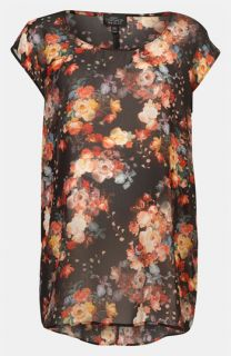 Topshop Maternity Romantic Floral Tee