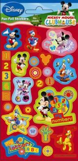 Mickey Mouse Clubhouse Party Mickey Mouse Party Dangler Decorations x