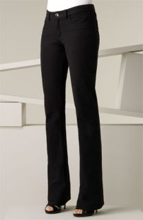 Donna Karan Collection Sculpted Bootcut Stretch Jeans