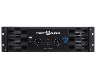 Crest Audio CA 12 CA12 2800W Power Amplifier Amp PROAUDIOSTAR