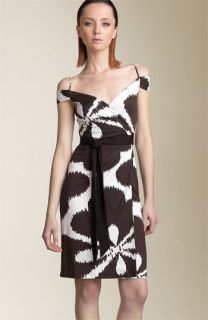 Diane von Furstenberg Caledonia Printed Wrap Dress