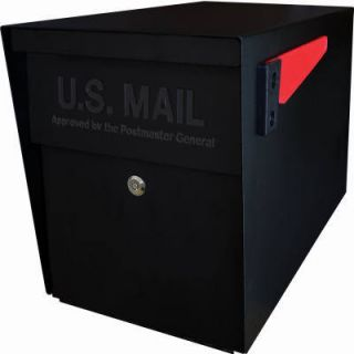 HD Steel Security Locking Anti Theft Curbside Mailbox F