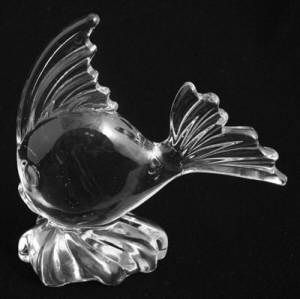 angel fish by dalzell viking glass pattern angel fish color crystal