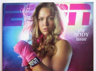 Issue Ronda Rousey Daniela Hantuchova Rob Gronkowski 2012 New