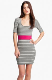 B44 Dressed by Bailey 44 Synchronized Diving Stripe Sweater Dress