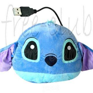 Disney Lilo Stitch Back Massager Throw Pillow Cushion