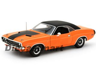 GREENLIGHT 118 1970 DARDENS DODGE CHALLENGER FAST & FURIOUS NEW
