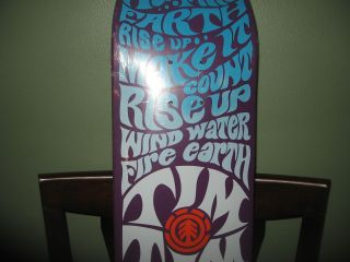 ELEMENT SKATEBOARD DECK NEW GIRL FLIP ENJOI DARKSTAR CONSOLIDATED