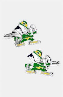 Ravi Ratan Notre Dame Fighting Irish Cuff Links