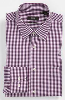 BOSS Black Regular Fit Non Iron Dress Shirt (Tall) (Online Exclusive)