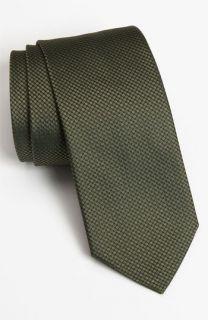 BOSS Black Woven Silk Tie