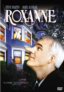 Roxanne New DVD Steve Martin Daryl Hannah Shelley Duvall Rick