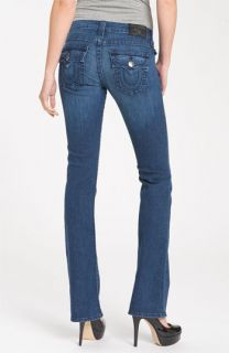 True Religion Brand Jeans Becky Bootcut Jeans (Del Mar Medium)