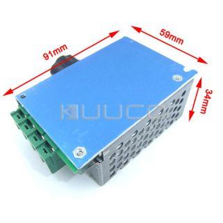 1100W AC 220V to 0 55V Voltage Regulator Adjustable Power Supply Dual