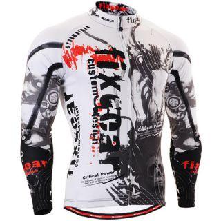 FIXGEAR Cycling Jersey Custom Road Bike Clothes CS 3001