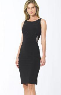 Lauren by Ralph Lauren Cliff Matte Jersey Sheath Dress