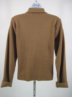 description you are bidding on a cynthia steffe brown suede sweater