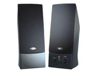 Cyber Acoustics CA 2016 Desktop Laptop PC USB Powered Speaker System