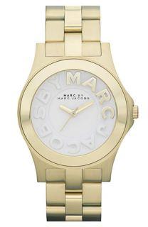 MARC BY MARC JACOBS Rivera Round Bracelet Watch