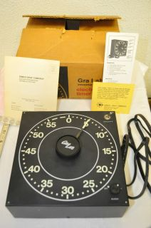 Gra Lab Darkroom Developing Timer Model 310