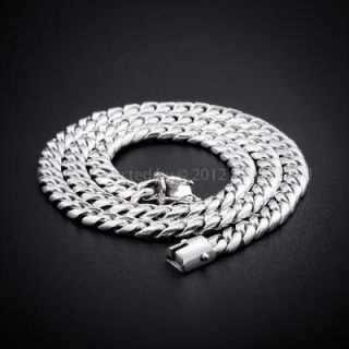 Cuban Link Sterling Silver Mens Chain @15mm Big, Thick, Heavy Weight