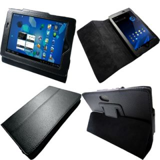 D2 3in1 for Toshiba Thrive AT100 10 1 Leather Folio Case Cover