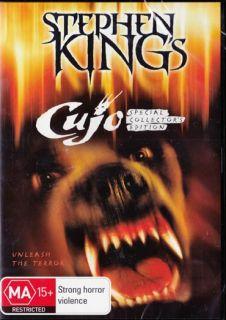 CUJO STEPHEN KING NEW SEALED DVD